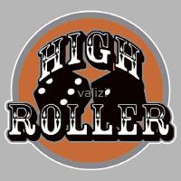 High roller t-shirts
