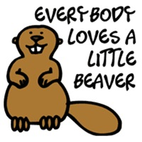 Everybody Loves A Little Beaver Tees