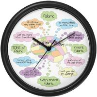 Quilter Brain Clocks!