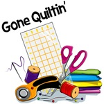 Gone Quiltin'