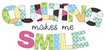 Quilting Makes Me SMILE!