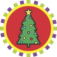 Cool Christmas Tree Family Photo T-Shirts