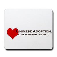 Chinese Adoption Love is Worth the Wait Design