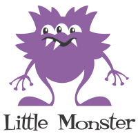 Cool Purple Little Monster T Shirts Gifts