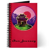 Chinese Adoption Keepsake Journals Diary Notebooks