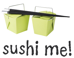 Sushi Me Take Out Box T Shirts and Gifts