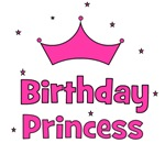 Birthday Princess! w/ Crown