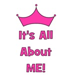 It's All About Me!  Pink
