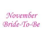 November Bride To Be