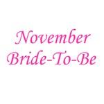 November Bride To Be