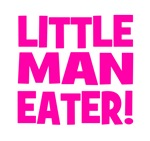 Little Man Eater! Pink