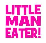 Little Man Eater! Pink