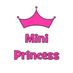 Mini Princess w/ Crown