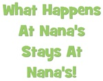 What Happens At Nana's Green