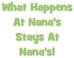 What Happens At Nana's Green