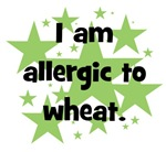 Allergic to Wheat - stars