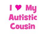 I Love (heart) My Autistic Cousin