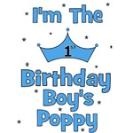 1st Birthday Boy's Poppy!