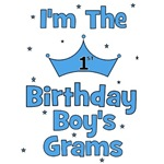 1st Birthday Boy's Grams!
