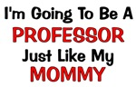 Professor Mommy Profession