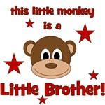 Little Monkey Is Little Brother!
