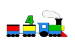 4th Birthday Train