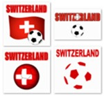 Switzerland World Cup T-Shirts