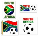 South Africa World Cup T-Shirts