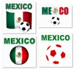 Mexico World Cup T-Shirts