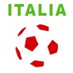 Italia 3 Football tees
