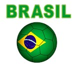 Brasil World Cup T-Shirts 2010