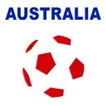 Australia Soccer Retro Tshirt