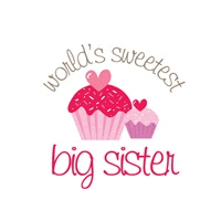 world's sweetest big sister