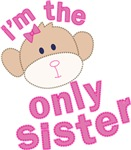 i'm the only sister monkey