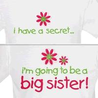 i have a secret big sister flower 6.0