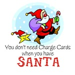 Got Santa No Charging Needed!