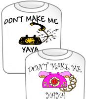 Call YaYa with Pink Phone