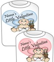 Nana's Little Valentine GIRL