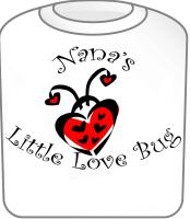 Nana's Love Bug Ladybug