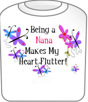 Nana Heart Flutter
