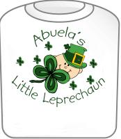 Abuela's Leprechaun T-Shirt