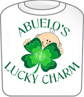 Abuelo's T-Shirt Lucky Charm