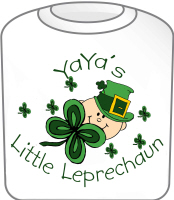 YaYa's Leprechaun