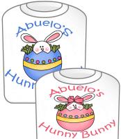 Abuelo's Hunny Bunny T-Shirt BOY & GIRL