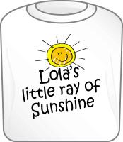 Lola's Sunshine