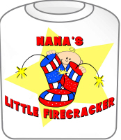Nana's Firecracker July 4th