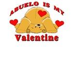 Abuelo My Valentine T-Shirt