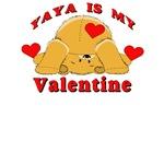 Yaya My Valentine T-Shirt