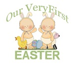 Our First Easter TWINS T-Shirt