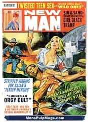 NEW MAN, October 1968
